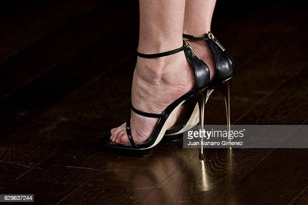 Natalia de Molina attends Goya candidates lecture at Academia de Cine on December 14 2016 in Madrid Spain