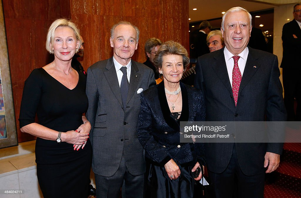 'Association De La Saint Vladimir'Celebrates 25 Years Of Russian French Friendship In Paris : News Photo