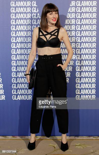 Natalia Ferviu attends the Glamour Magazine Awards photocall at Ritz hotel on December 12 2017 in Madrid Spain