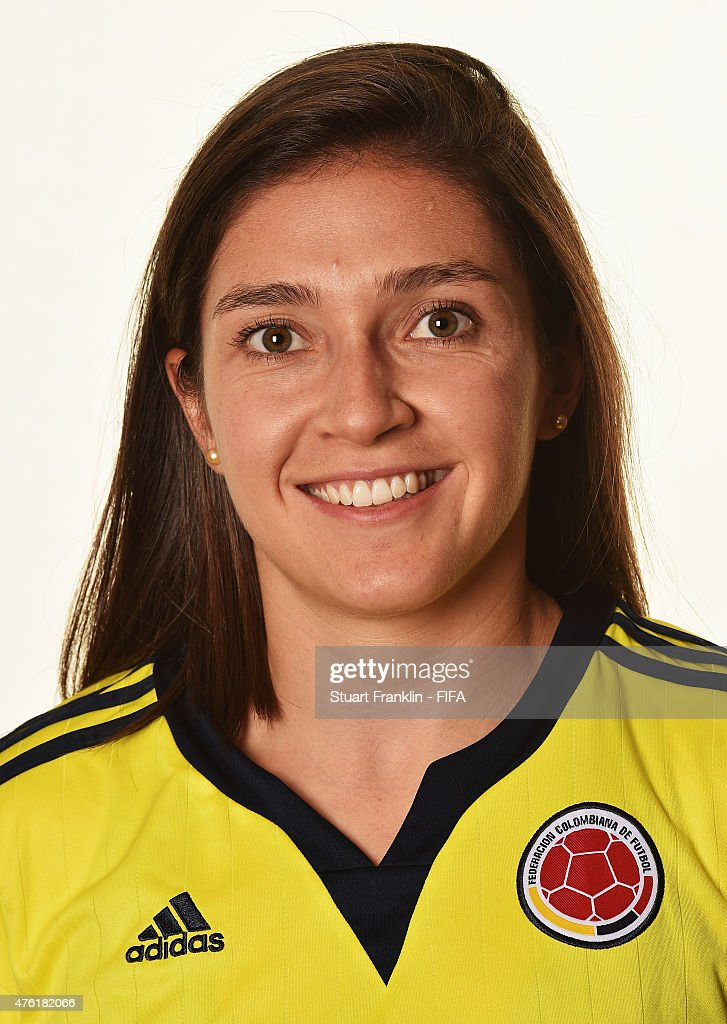 Colombia Portraits - FIFA Women's World Cup 2015