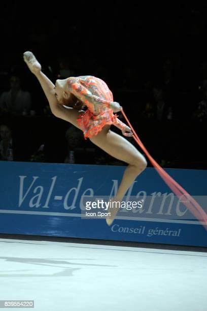 Natalia GODUNKO Internationaux de Gymnastique Rythmique et Sportive de Thiais 2006