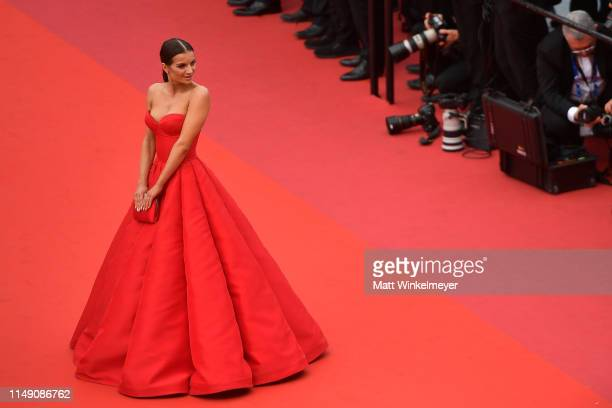Natalia Janoszek attends the opening ceremony and screening of The Dead Don't Die during the 72nd annual Cannes Film Festival on May 14 2019 in...