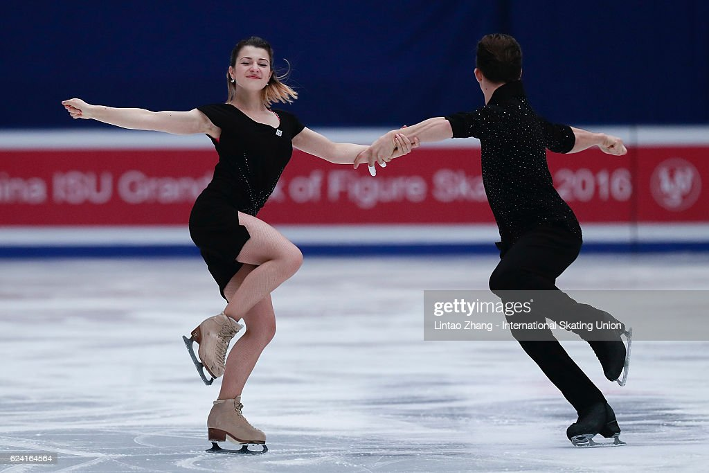ISU Grand Prix Of Figure Skating Cup Of China - Day 1
