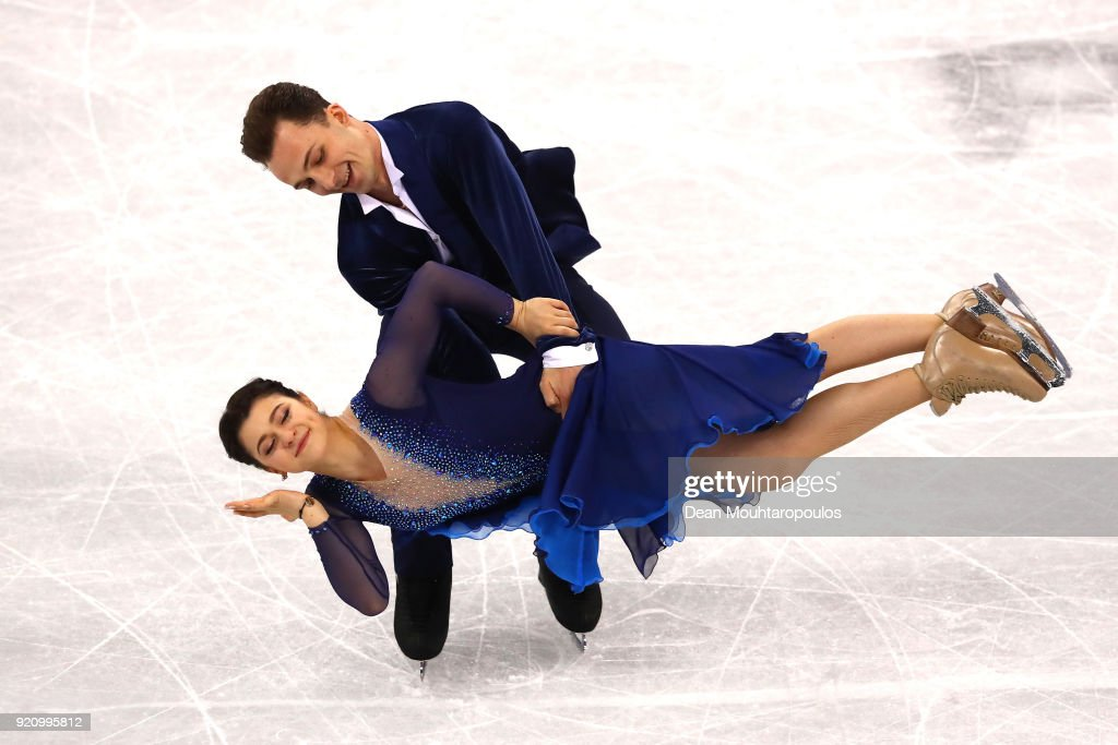 KOR: Figure Skating - Winter Olympics Day 11