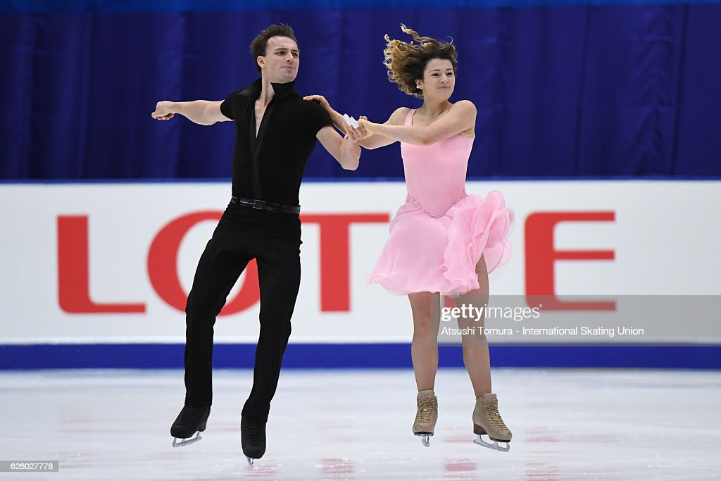 ISU Grand Prix of Figure Skating NHK Trophy Sapporo - Day 3