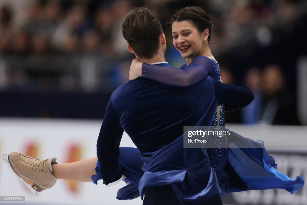 2018 ISU European Figure Skating Championships - Ice dance, free dance