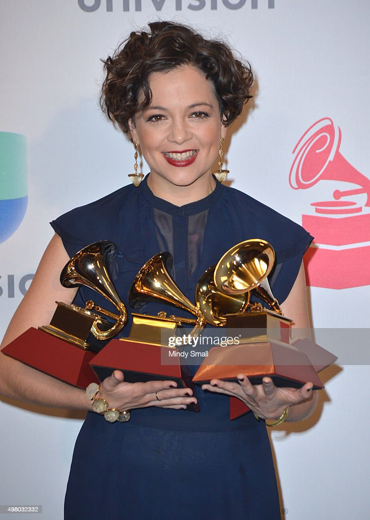 16th Annual Latin GRAMMY Awards - Press Room