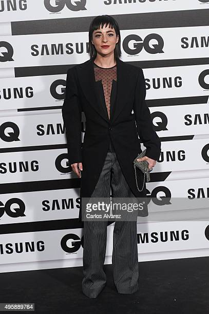 Natalia Moreno attends the GQ Men of The Year 2015 Awards at the Palace Hotel on November 5 2015 in Madrid Spain
