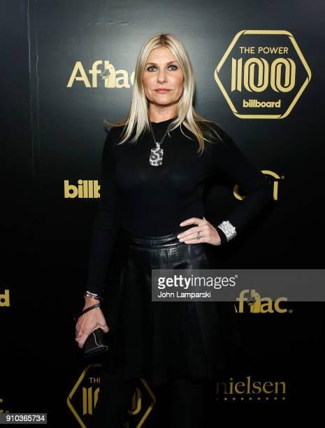 Natalia Nastaskin attends 2018 Billboard Power 100 List at Nobu 57 on January 25 2018 in New York City