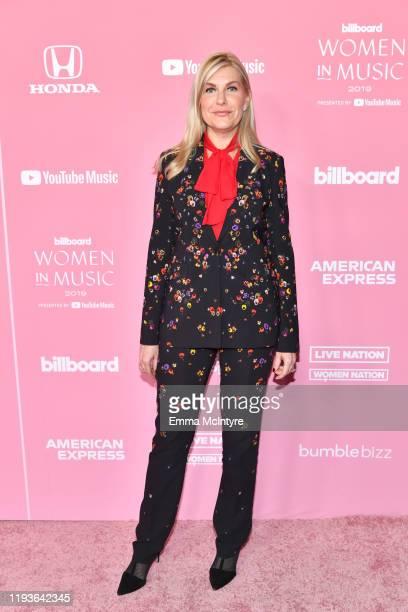 Natalia Nastaskin attends Billboard Women In Music 2019 presented by YouTube Music on December 12 2019 in Los Angeles California