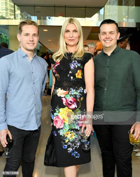 Natalia Nastaskin attends Lincoln Center Corporate Fund's Stand Up Sing for the Arts at Alice Tully Hall on June 19 2018 in New York City