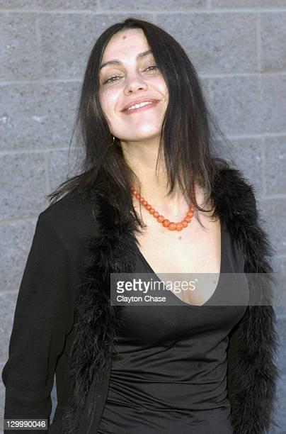 Natalia Novikova during 2003 Sundance Film Festival The Technical Writer Premiere at Eccles in Park City Utah United States