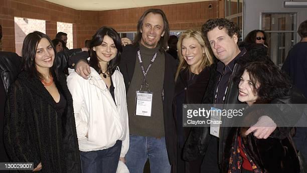 Natalia Novikova Oksana Lada actor/producer/cowriter Michael Harris Tatum O'Neal director/producer/cowriter Scott Saunders and Pamela Gordon