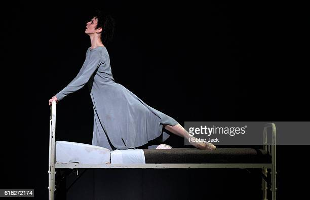 Natalia Osipova as Anastasia in the Royal Ballet's production of Kenneth MacMillan's Anastasia at the Royal Opera House Covent Garden on October 24...