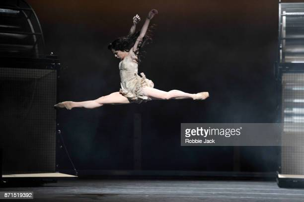 Natalia Osipova as Letty Mason in the Royal Ballet's production of Arthur Pita's The Wind at The Royal Opera House on November 3 2017 in London...