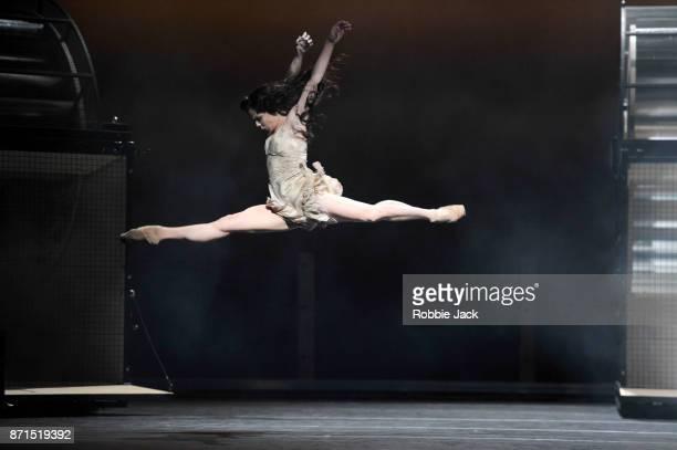 Natalia Osipova as Letty Mason in the Royal Ballet's production of Arthur Pita's The Wind at The Royal Opera House on November 3, 2017 in London,...