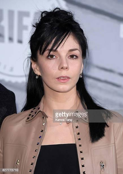 Natalia Osipova attends The British Independent Film Awards at Old Billingsgate Market on December 4 2016 in London England