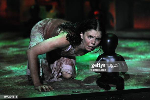 Natalia Osipova in Arthur Pita's The Mother at the Southbank Centre Queen Elizabeth Hall on June 19 2019 in London England