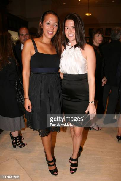 Natalia Paez and Lauren Switzer attend The launch of 'True Prep' at Brooks Brothers on September 14 2010 in New York