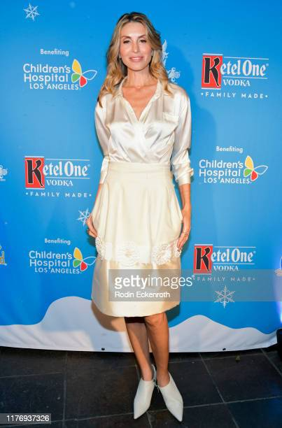 Natalia Safran attends the Children's Hospital of Los Angeles Christmas In September Toy Drive at The Abbey on September 24 2019 in West Hollywood...
