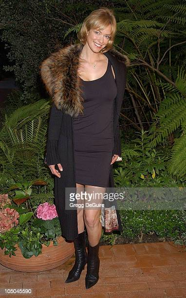 Natalia Sokolova during 22nd Annual Jimmy Stewart Relay Marathon VIP Kickoff Reception at Hotel Bel Air in Bel Air California United States