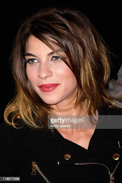 Natalia Tena attends the 'Harry Potter and the Deathly Hallows Part 2' premiere at Palais Omnisports de Bercy on July 12 2011 in Paris France