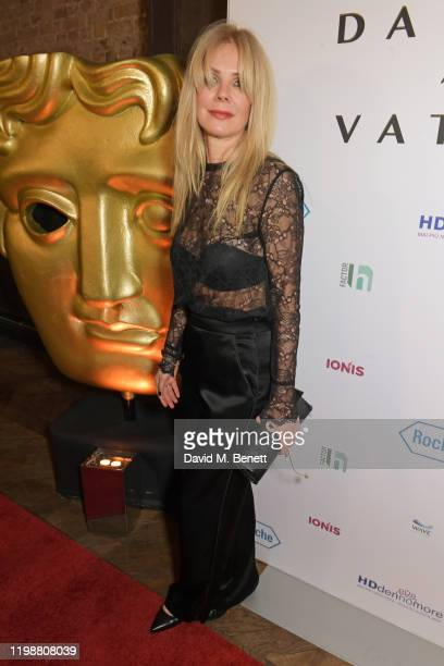 Natalia Traxel attends the UK premiere of Dancing At The Vatican hosted by HDdennmore at BAFTA on February 5 2020 in London England
