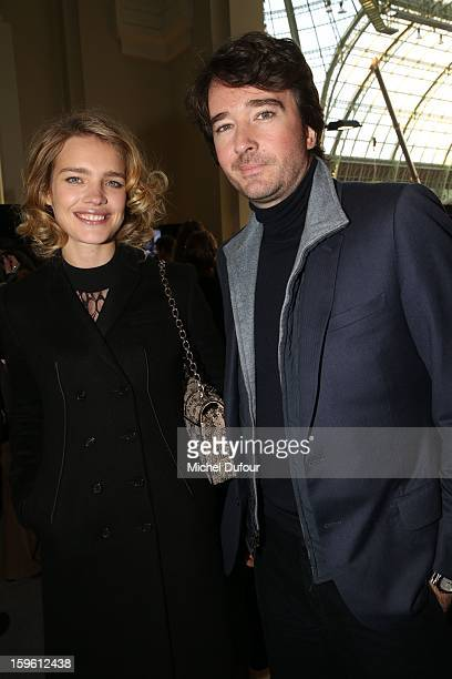 Natalia Vodianova And Antoine Arnault Photos and Premium