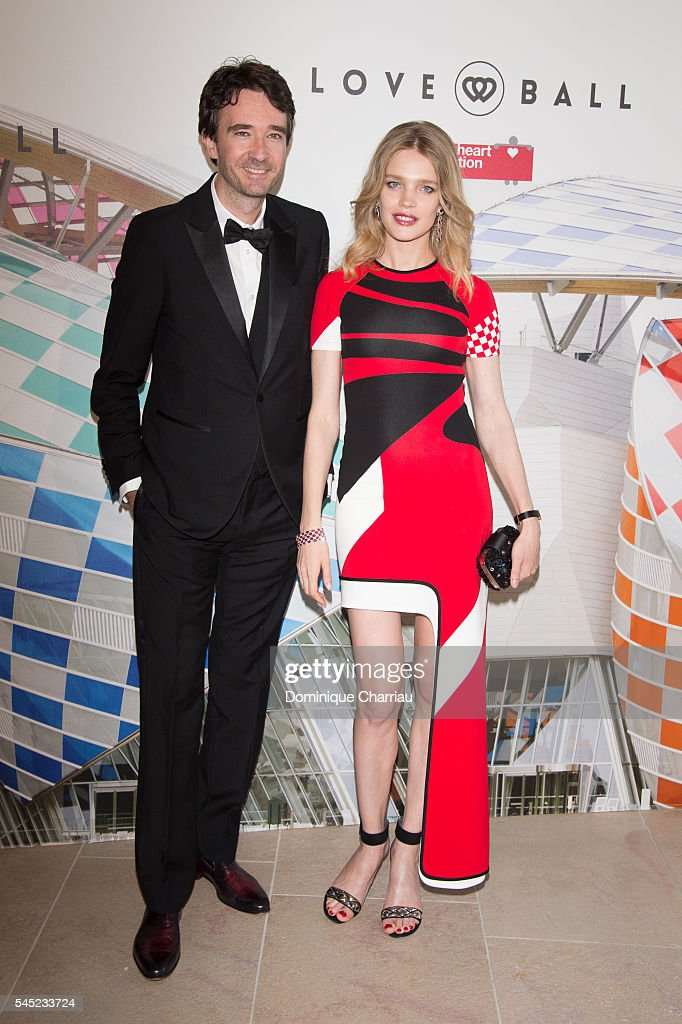 Antoine Arnault and Natalia Vodianova attend the Louis