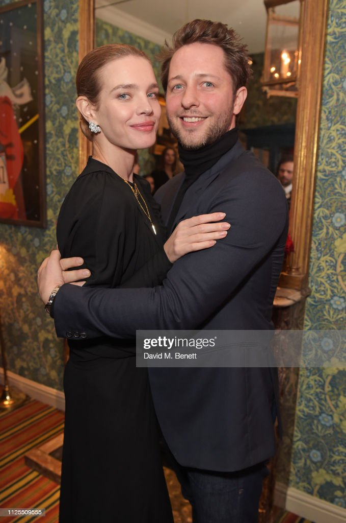 GBR: Victoria Beckham x YouTube Fashion & Beauty After Party At London Fashion Week Hosted By Derek Blasberg & David Beckham