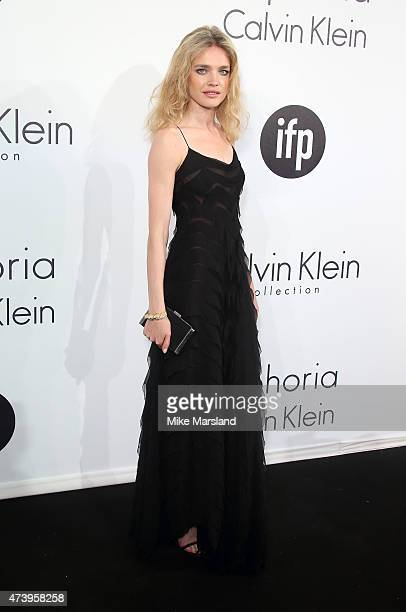 Natalia Vodianova attends the Calvin Klein party during the 68th annual Cannes Film Festival on May 18 2015 in Cannes France
