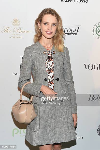 Natalia Vodianova attends the Fashion 4 Development's 6th Annual Official First Ladies Luncheon on September 21 2016 in New York City