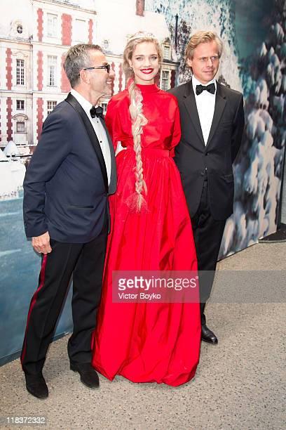 c423f6b8e9a Natalia Vodianova attends  The White Fairy Tale Love Ball  in Support Of   The
