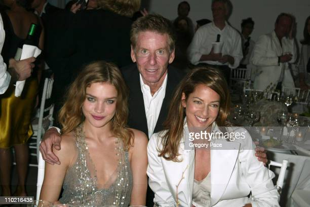 Natalia Vodianova Calvin Klein and Kelly Klein during The International Center of Photography's 21st Annual Infinity Awards Inside at Skylight...