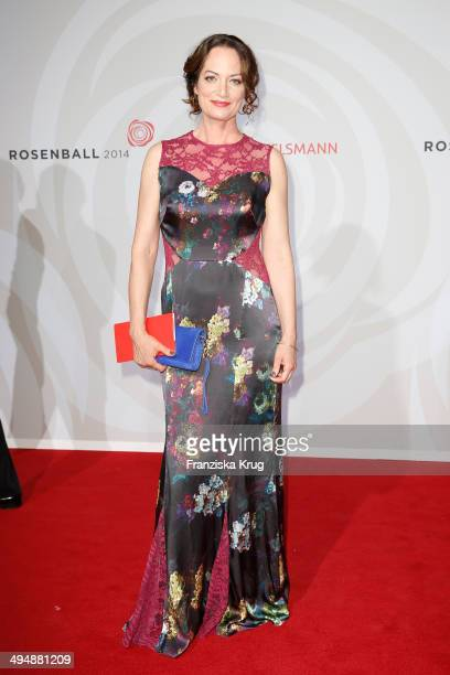 Natalia Woerner attends the Rosenball 2014 on May 31 2014 in Berlin Germany