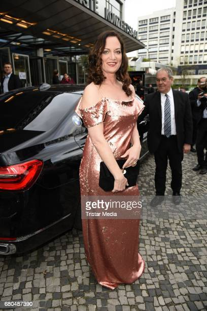 Natalia Woerner attends the Victress Awards Gala 2017 on May 8 2017 in Berlin Germany