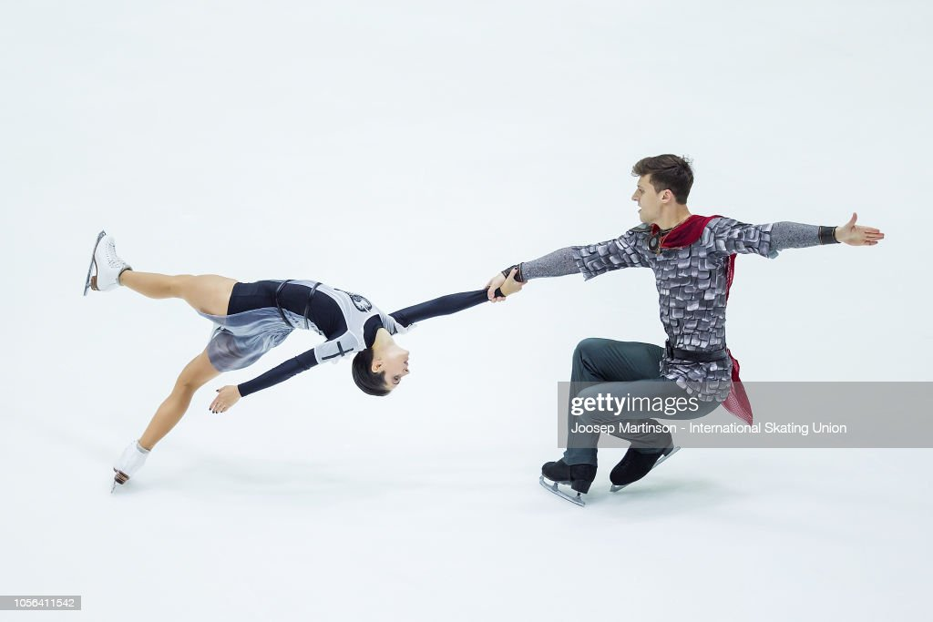 FIN: ISU Grand Prix of Figure Skating - Helsinki