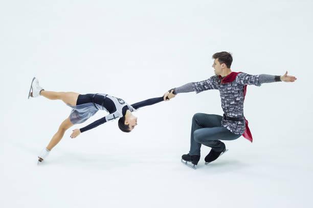 FIN: ISU Grand Prix of Figure Skating - Helsinki
