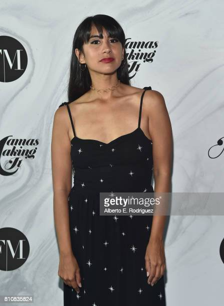 Natalie Alcala founder of Fashion Mamas attends the Mamas Making It Summit at W Hollywood on July 8 2017 in Hollywood California