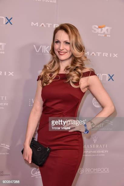 Natalie Alison attends Movie Meets Media 2018 on February 18 2018 in Berlin Germany