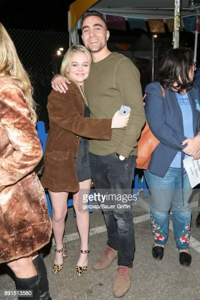 Natalie Alyn Lind is seen on December 12 2017 in Los Angeles California