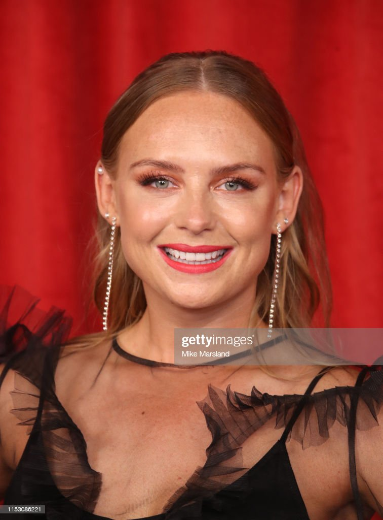 The British Soap Awards 2019 - Red Carpet Arrivals : News Photo