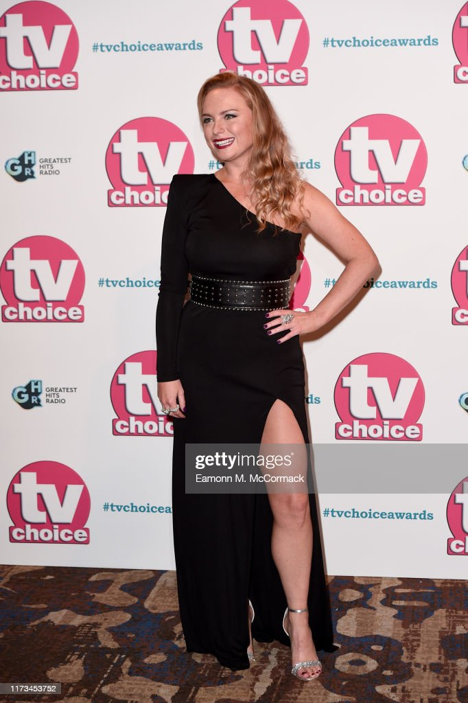 The TV Choice Awards 2019 - Red Carpet Arrivals : News Photo