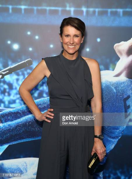Natalie Barr attends the Rocketman Australian Premiere at State Theatre on May 25 2019 in Sydney Australia