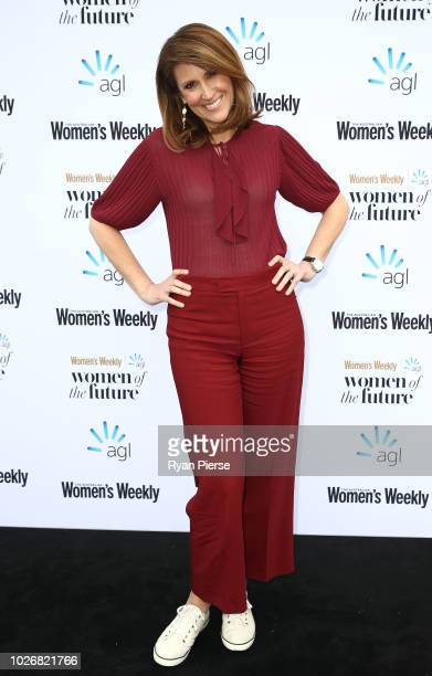Natalie Barr attends the Women of the Future Awards at Quay on September 5 2018 in Sydney Australia