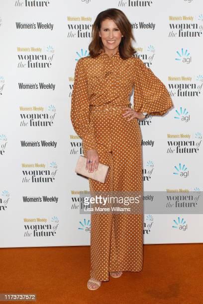 Natalie Barr attends the Women of The Future Awards on September 11 2019 in Sydney Australia