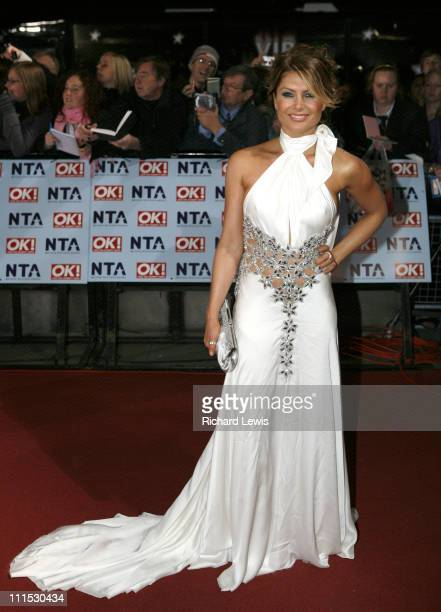 Natalie Bassingthwaighte during 12th Anniversary National Television Awards Arrivals at Royal Albert Hall in London Great Britain