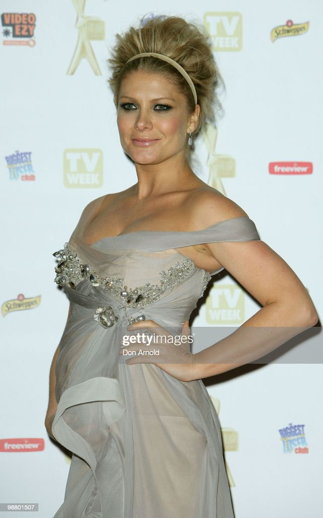 Natalie Bassingthwaite arrives at the 52nd TV Week Logie Awards at Crown Casino on May 2, 2010 in Melbourne, Australia.