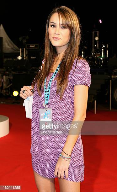 Natalie Blair during MTV Australia Video Music Awards 2007 Arrivals at Superdome in Sydney NSW Australia