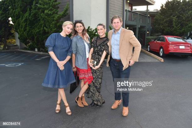 Natalie Bloomingdale Jamie Braverman Amanda Hearst and James Bloomingdale attend Hearst Castle Preservation Foundation Annual Benefit Weekend 'Hearst...